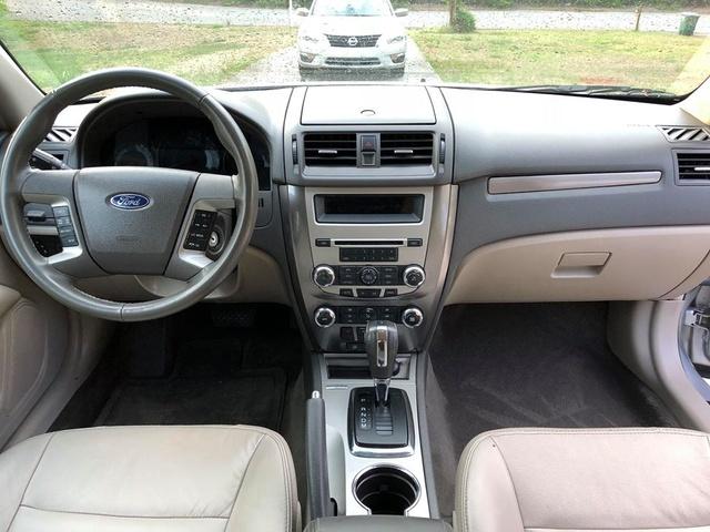2012 Ford Fusion Interior Pictures Cargurus