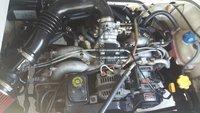 Picture of 1989 Volkswagen Vanagon GL Camper Passenger Van, engine, gallery_worthy