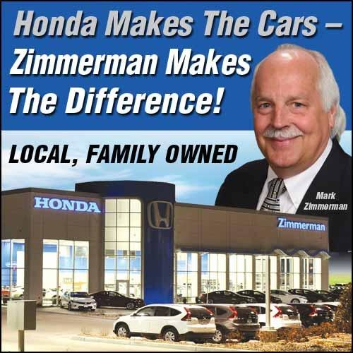 Zimmerman Honda - Moline, IL: Read Consumer reviews, Browse Used and