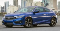 Honda Civic Coupe Overview