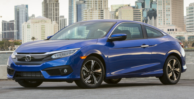 2018 Honda Civic Coupe, exterior, manufacturer, gallery_worthy