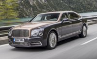 2018 Bentley Mulsanne Picture Gallery