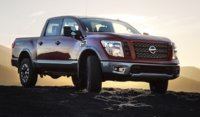 2018 Nissan Titan Overview