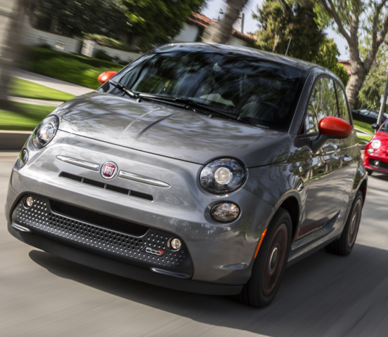 2018 FIAT 500e, exterior, manufacturer, gallery_worthy