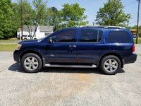 Picture of 2009 Nissan Armada LE 4WD, exterior, gallery_worthy