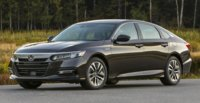 2018 Honda Accord Hybrid Picture Gallery