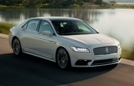 2018 Lincoln Continental Price Cargurus