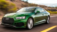 2018 Audi RS 5 Overview