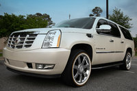 Picture of 2009 Cadillac Escalade ESV Platinum 4WD, exterior, gallery_worthy