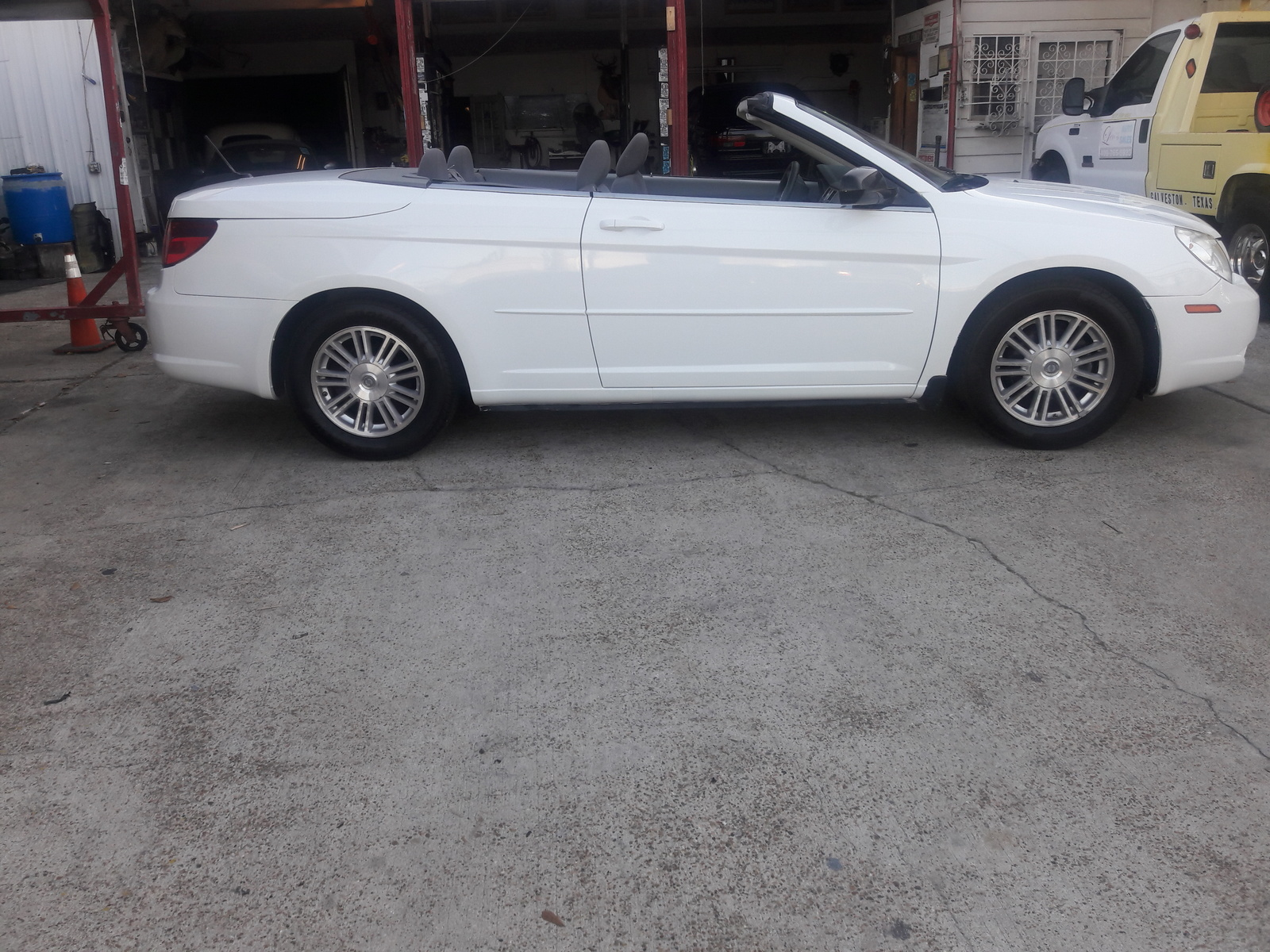 chrysler sebring questions convertible top and drivers side window cargurus. Black Bedroom Furniture Sets. Home Design Ideas