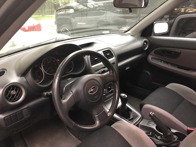 2007 Subaru Impreza Wrx Interior Pictures Cargurus