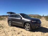 Picture of 2015 Jeep Grand Cherokee Overland, exterior, gallery_worthy