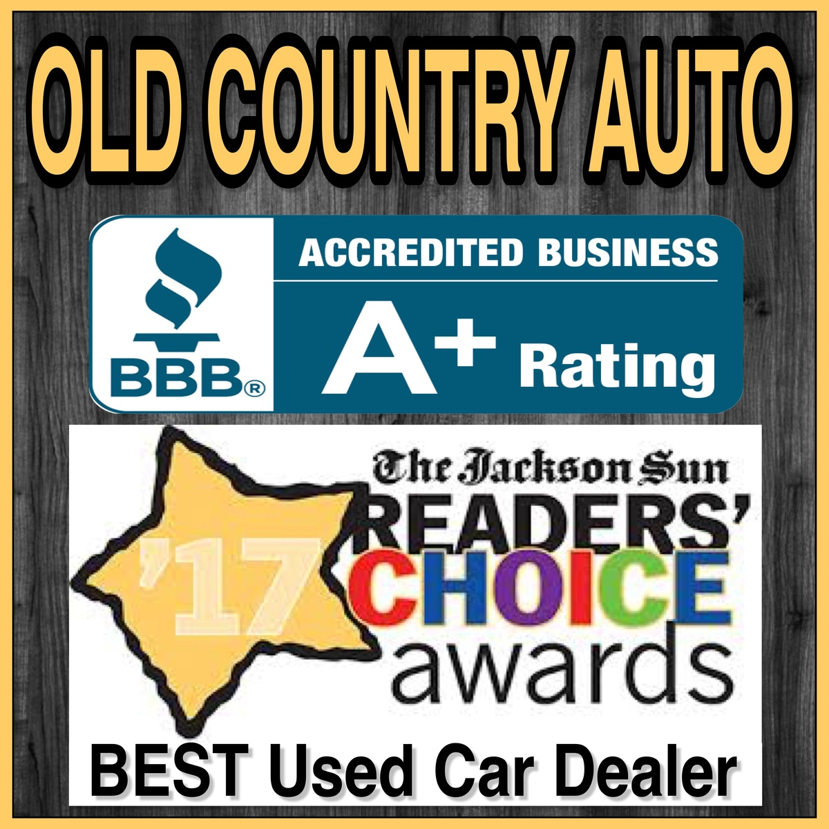 Old Country Auto - Jackson, TN: Read Consumer reviews, Browse Used and New  Cars for Sale
