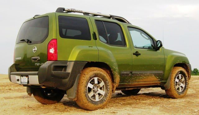 Picture of 2011 Nissan Xterra S 4WD, gallery_worthy