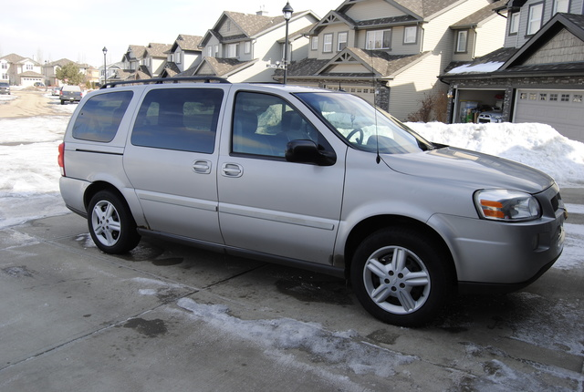 Picture of 2005 Chevrolet Uplander LS FWD Extended, exterior, gallery_worthy