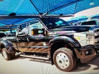 Picture of 2015 Ford F-450 Super Duty Platinum Crew Cab LB DRW 4WD, exterior, gallery_worthy