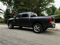 Picture of 2015 Ram 1500 Express Crew Cab 4WD, exterior, gallery_worthy