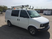 2001 Chevrolet Astro Cargo Overview