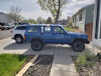 Picture of 1991 Jeep Cherokee 4-Door 4WD, exterior, gallery_worthy