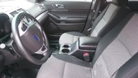 Picture of 2014 Ford Explorer Police Interceptor 4WD, interior, gallery_worthy