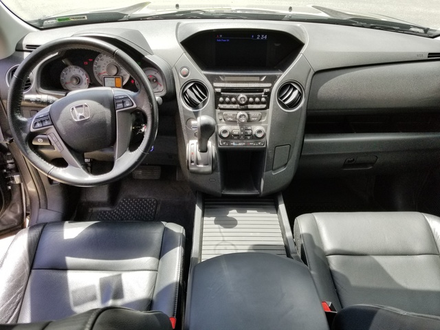 Picture Of 2015 Honda Pilot EX L, Interior, Gallery_worthy