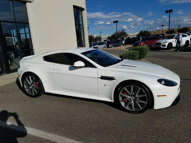 Picture of 2011 Aston Martin V8 Vantage S Coupe RWD