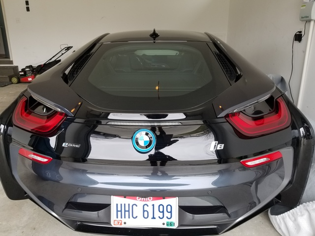Picture of 2017 BMW i8 Coupe AWD, exterior, gallery_worthy