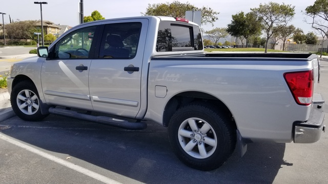 Picture of 2011 Nissan Titan SV Crew Cab, exterior, gallery_worthy