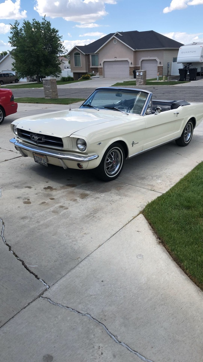 Ford Mustang Questions - How many 1964 1/2 Mustangs were