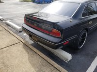 Picture of 1996 INFINITI Q45 Touring RWD, exterior, gallery_worthy