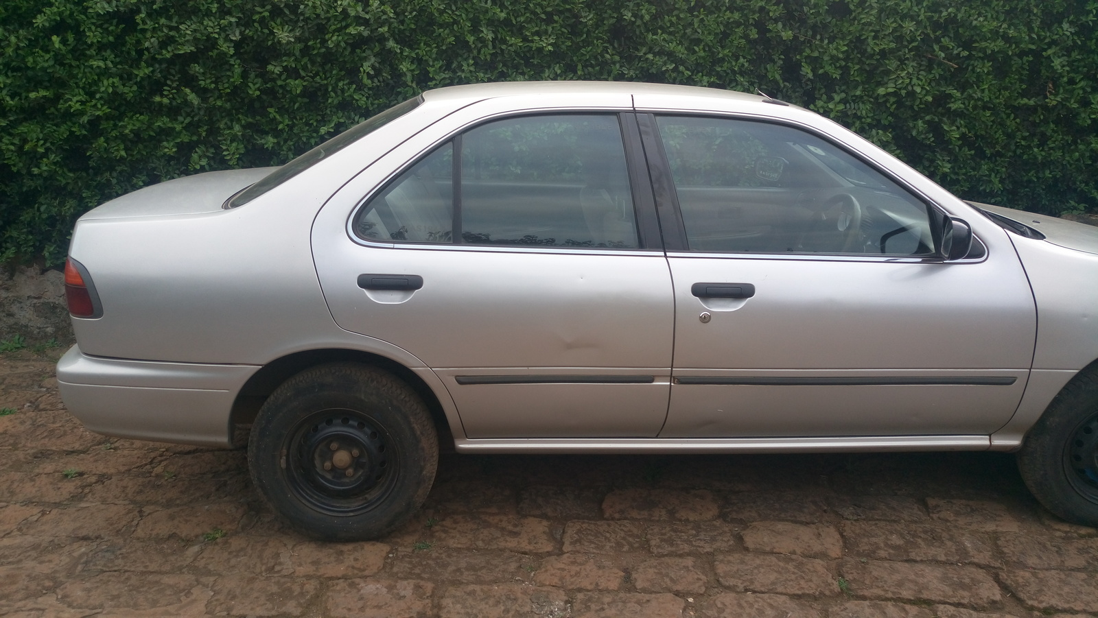 Nissan Sunny Questions - I have a nissan B14 year 1997  Its