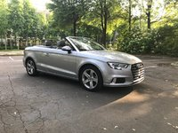 Picture of 2017 Audi A3 2.0T Premium Cabriolet FWD, exterior, gallery_worthy