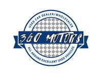 360 Motors logo