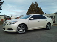 Picture of 2013 Chevrolet Malibu LTZ 2LZ FWD, exterior, gallery_worthy