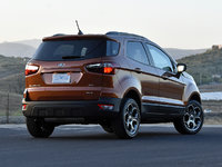 2018 Ford EcoSport SES AWD, 2018 Ford EcoSport SES in Canyon Ridge paint, exterior, gallery_worthy