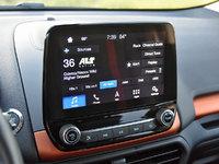 2018 Ford EcoSport SES AWD, 2018 Ford EcoSport SES Sync 3 radio display, interior, gallery_worthy