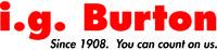 I G Burton Mercedes-Benz logo
