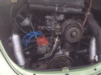 Picture of 1974 Volkswagen Super Beetle, engine, gallery_worthy