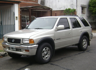 Picture of 1996 Honda Passport 4 Dr LX SUV