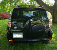 Picture of 2009 Toyota RAV4 Limited V6, exterior, gallery_worthy