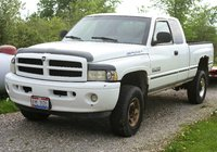 Picture of 2000 Dodge Ram 2500 4 Dr ST 4WD Extended Cab SB, exterior, gallery_worthy