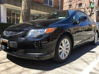 Picture of 2012 Honda Civic Coupe EX-L w/ Nav, interior, gallery_worthy
