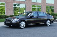 Picture of 2015 Mercedes-Benz S-Class S 600, exterior, gallery_worthy