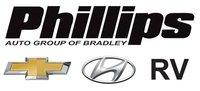 Phillips of Bradley logo