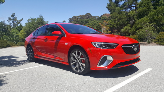 2019 Buick Regal Sportback Price Cargurus