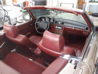 Picture of 1987 Mercedes-Benz SL-Class 500SL, interior, gallery_worthy