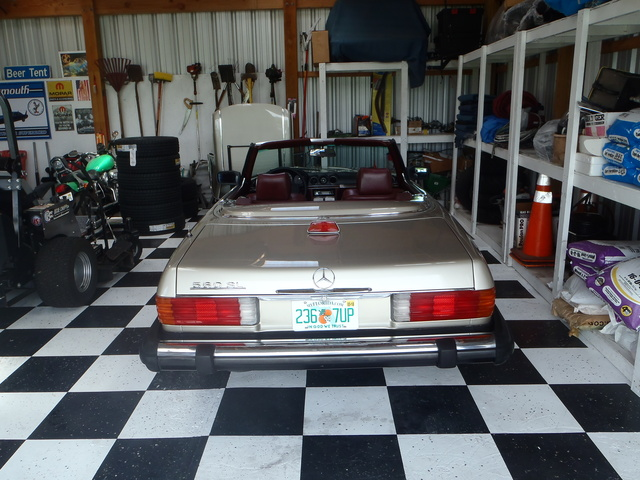 Picture of 1987 Mercedes-Benz SL-Class 500SL