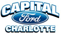 Capital Ford Charlotte logo