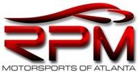 RPM Motorsports of Atlanta logo