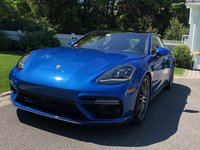 Picture of 2017 Porsche Panamera Turbo, exterior, gallery_worthy